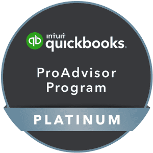 Quickbooks Platinum certified
