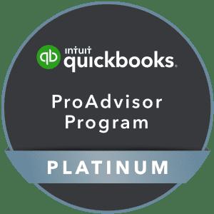 Quickbooks Platinum certified
